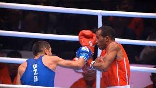 Finals (57kg) ALVAREZ ESTRADA Lazaro (CUB) vs MIRZAKHALILOV Mirazizbek (UZB) World Ekaterinburg 2019