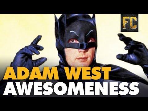 Remembering Adam West | Adam West Batman Dies at Age 88 - June 9, 2017 | Flick Connection