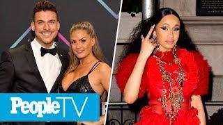 'Vanderpump Rules' Stars Jax & Brittany On Wedding Plans, Cardi B Films New Music Video | PeopleTV