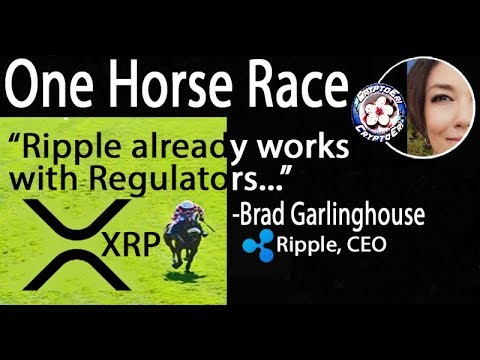 Ripple Brad Garlinghouse put XRP at HUGE advantage among ALL Cryptocurrencies