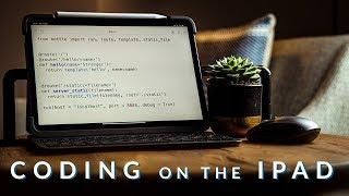 Coding on the iPad Pro   Part 1