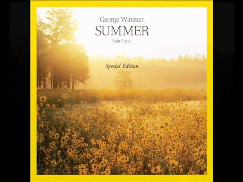 George Winston - Hummingbird from his solo piano album SUMMER