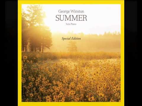 George Winston - Hummingbird from his solo piano album SUMMER
