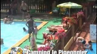 Camping Le Pigeonnier Club 24 Discothèque, Dordogne Perigord Sarlat le camping