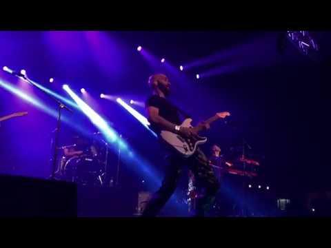 4 - Joyful (Unreleased Song - Live Debut) & Gorgeous - X Ambassadors (Live Charlotte, NC '17)