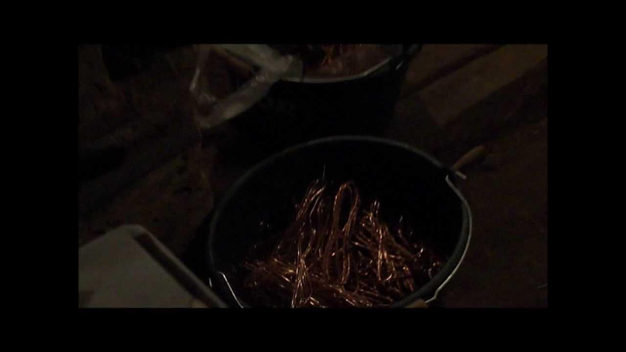 D nuder du cuivre simplement et rapidement youtube - Fabriquer une guirlande electrique ...