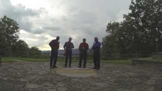 O Northern Star - New Century Saxophone Quartet Official Music Video