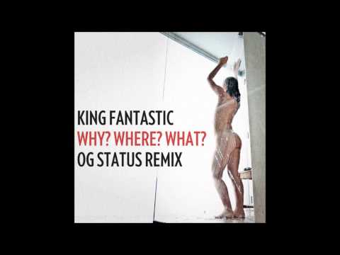 King Fantastic - Why? Where? What? (OG Status Remix)