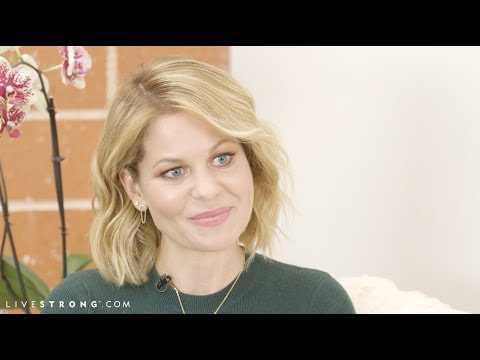 Candace Cameron's Workout and Wellness Secrets