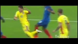 France vs Romania 2-1 All Goals☆EURO FRANCE 2016