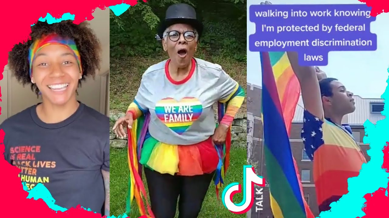 GAY TIKTOK COMPILATION #30 LGBTQ TikToks