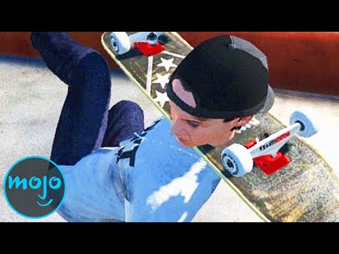 Top 10 Games With Broken Physics