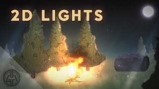 2D LIGHTS ARE AWESOME - Unity Tutorial