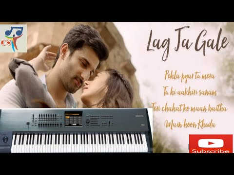 Tere Mere Pyaar Nu Nazar Na Lage (lag Ja Gale)   Keyboard   Piano Tutorial   Chitransh Sharma
