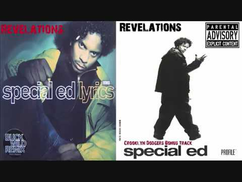 Special Ed - Revelation - (EXCLUSIVE ALBUM)