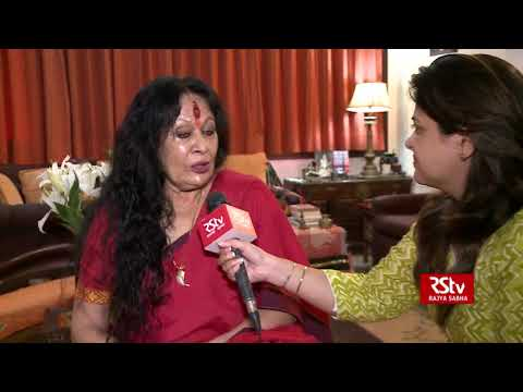 Sonal Mansingh to RSTV: Will raise issues relating to all art forms in Rajya Sabha