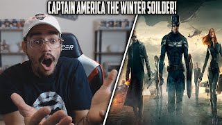 Captain America: The Winter Soldier (2014) Movie Reaction! FIRST TIME WATCHING!