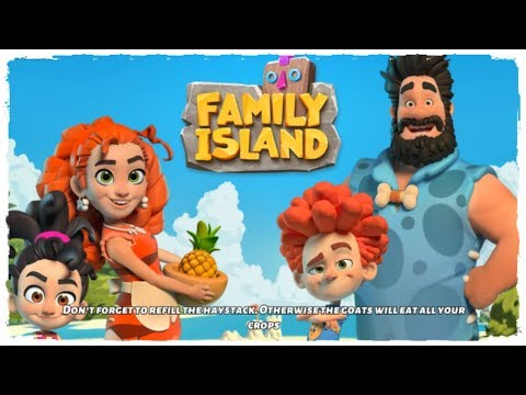 Family Island Gameplay Android | New Mobile Game