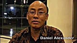 Daniel Alexander Pendidik Pembidik