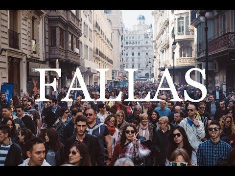 Valencia Fallas Festival 2016