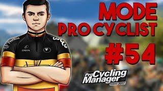 PRO CYCLING MANAGER 2017 - PRO CYCLIST #54 : Début de la Saison 5 !