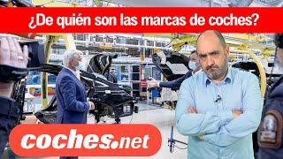 ¿De quién son las marcas de coches? Repasamos sus accionistas / Review en español | coches.net