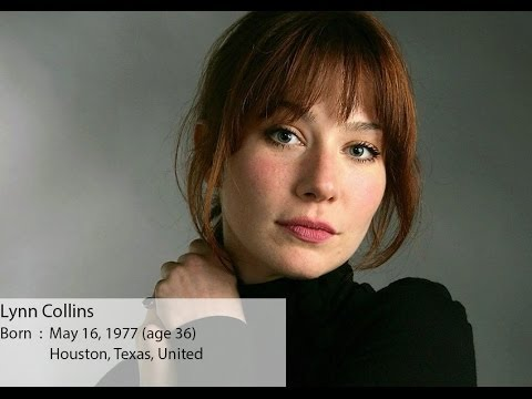 Actress Lynn Collins movies list