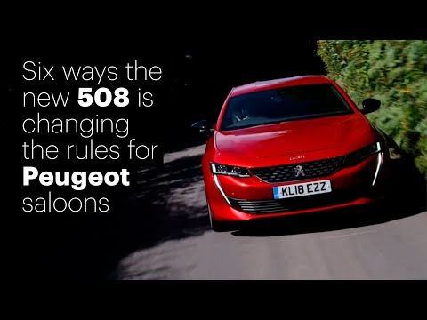 'Peugeot 508' Six Ways Its Changing the Game | CAR Magazine