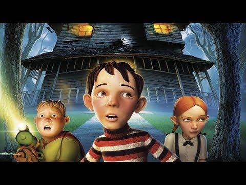 Monster House La casa de los sustos Pelicula Completa Español  Juego intil PS2