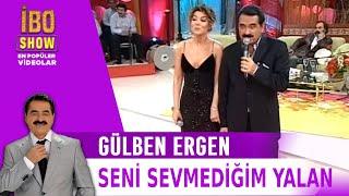 Seni Sevmediğim Yalan - Nilüfer - Canlı Performans - İbo Show