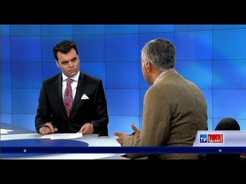 Nasir Kakar Talks on Pakistan Afghanistan Fight in Chaman VOA Ashna TV