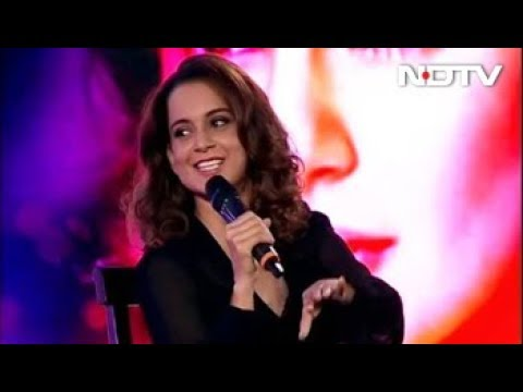 I Come From A Conservative Background, Just Wanted To Be Free: Kangana Ranaut