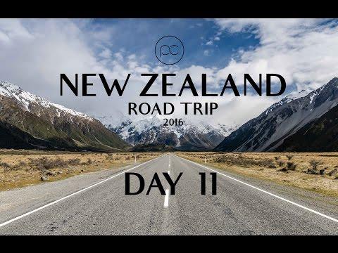 Roadtrip New Zealand - Day 11 (Te Anau Downs - Milford Sound - Wanaka)