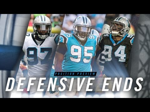 Carolina Panthers 2016 Position Preview: Defensive Ends
