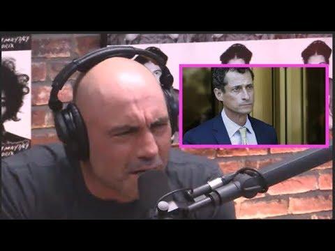 Joe Rogan on Anthony Weiner's Jail Sentence
