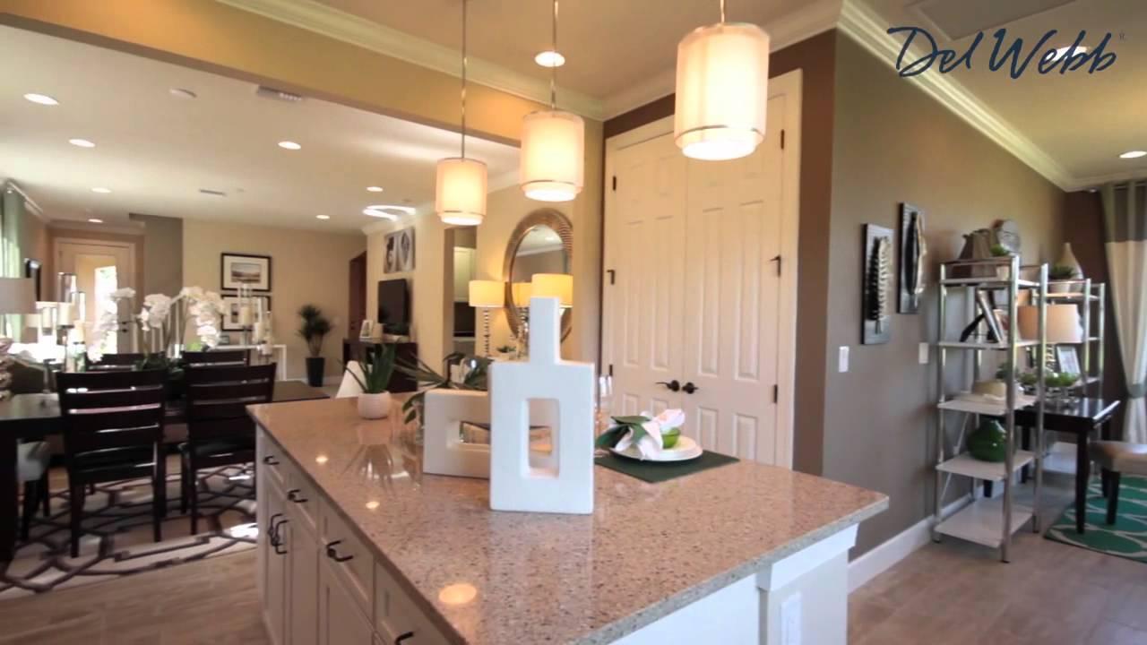 New Homes in Florida by Del Webb Taft Street Floorplan YouTube – Del Webb Taft Street Floor Plan