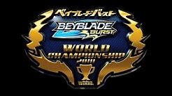 Beyblade Burst World Championship 2018 Livestream