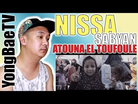 ATOUNA EL TOUFOULE Cover By SABYAN | Filipino Reaction | Philippines | YongBaeTV