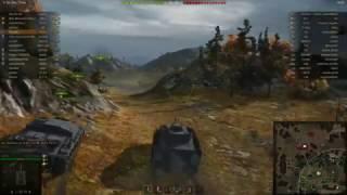 World Of Tanks(WOT) 生声初実況