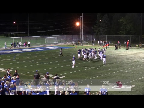 Academy of Holy Angels vs South St. Paul