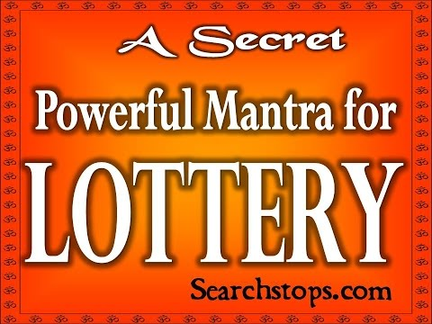 Powerful Spell To Be Rich and Win lotto or LOTTERY - Power-ball Winning Mantra