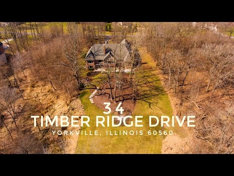 Welcome to 34 Timber Ridge Dr, Yorkville, IL 60560