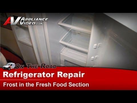 Samsung Refrigerator Diagnostic Amp Repair Fresh Food