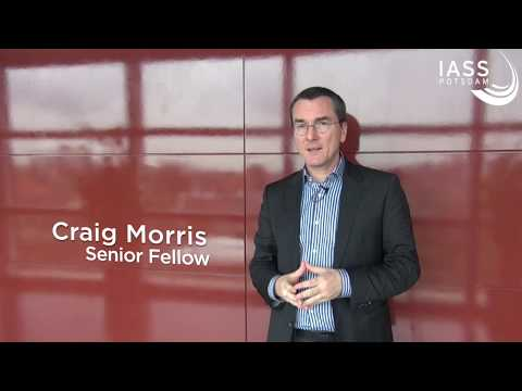 Craig Morris, Senior Fellow