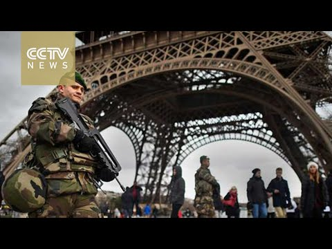 Tourism impacted: Security measures boosted in Paris