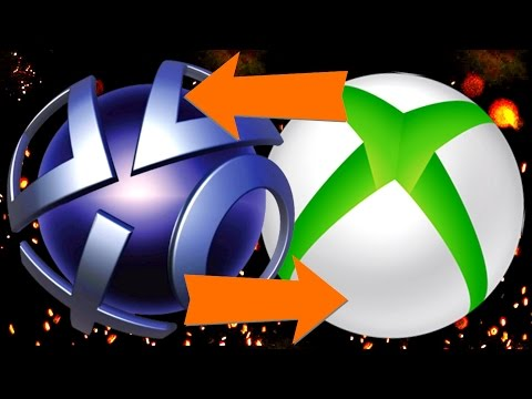 Xbox One, PS4, and PC Working Connecting To Each Other Online!? (Cross Platform Gaming)