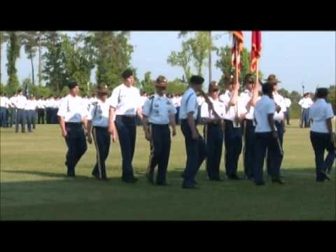 Turning Blue...Army Infantry Graduation (Entire Ceremony)