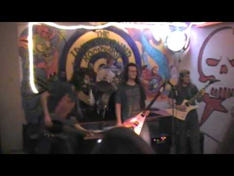 The Fat Turtles - Live at The Under Ground Rock Shop!