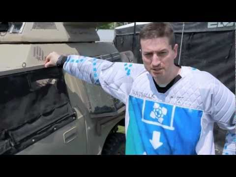 Paintball with FPS Russia at Living Legends