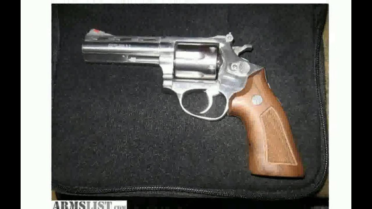Rossi Model 851  38 Special Revolver - YouTube